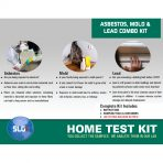 Asbestos, Lead, and Mold Combo Test Kit (1 Bus. Day) Schneider Labs