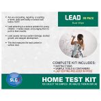 Lead Test Kit in Dust Wipes 20PK (Same Day) Schneider Labs